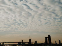Stadtperspektive Lizenzfreie Stockfotos