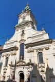 Stadtpfarrkirche or City Parish church in Graz, Austria Royalty Free Stock Images