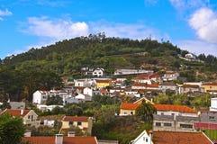 Stadtrände von Lissabon Stockfotos