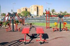 Stadtsimulator Spielplatz Lizenzfreie Stockfotos