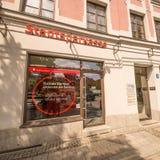 Stadtsparkasse Royalty Free Stock Photography