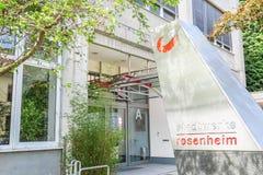 Stadtwerke Rosenheim Royalty Free Stock Photography
