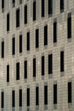 Stadtwohngebäude des modernen Designs in der Stadt Stockbilder