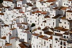Stadtwohnungen Casares Lizenzfreie Stockfotografie