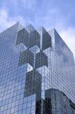Stadtwolkenkratzer lizenzfreie stockfotografie