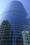 Stadtwolkenkratzer Stockfoto