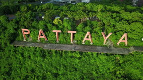 Stadtzeichen 4K Pattaya