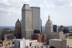 Stadtzentrum von über 02 Stockfotos