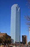 Stadtzentrum von Dallas in Texas Stockfoto