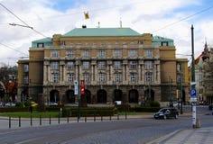 Stadtzentrum von Prag-Stadt lizenzfreie stockfotos