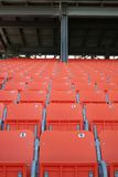 Staduim seating Royalty Free Stock Photo
