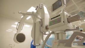 Stadyshot do prosthestics da articulação da bacia video estoque
