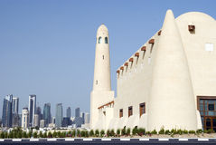 stae мечети Стоковое Изображение