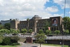 Staedel muzeum, muzeum sztuki w Frankfurt magistrala, Germany - jest - zdjęcia stock
