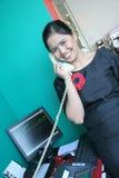 Staff calling Stock Photos