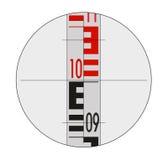 Staff gauge Royalty Free Stock Image