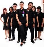 Staff in uniform Stock Photos