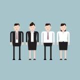 Staff Uniform Sample Stock Image