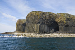 Staffa Royalty Free Stock Image
