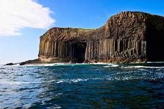 Staffa Image stock