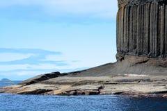 Staffa, Escocia Foto de archivo libre de regalías