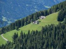 Staffel buda w południowym Tyrol Zdjęcie Royalty Free