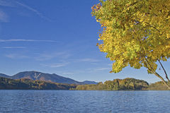 Am Staffelsee Royalty Free Stock Photos