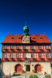Staffelstein City Hall Stock Photos