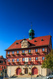 Staffelstein City Hall Stock Images
