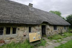 Free Stag End Cottage, Ryedale Folk Museum, UK Royalty Free Stock Image - 166274696