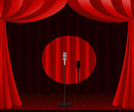 Stage Royalty Free Stock Photography