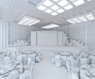 Stage & Backdrop Royalty Free Stock Photos