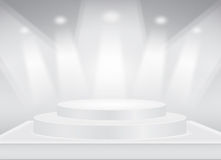 Stage background Royalty Free Stock Photos