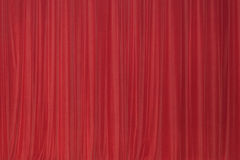 Stage curtain Royalty Free Stock Image