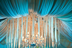 Stage decorationStage decoration Stock Photo