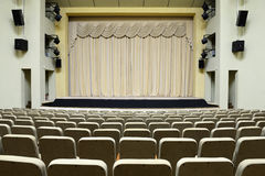 The stage Royalty Free Stock Images