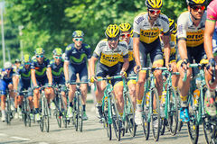 Stage 17 of the Giro d'Italia Stock Image