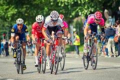 Stage 17 of the Giro d'Italia Royalty Free Stock Photo