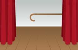 Stage Hook Stock Photos