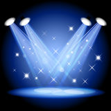Stage Light Royalty Free Stock Photos