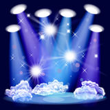 Stage Light Royalty Free Stock Image