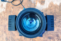 Stage light source Stock Photography