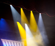 Stage Lighting Stock Images
