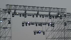 Stage Lighting Scaffold
