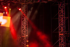 Stage lights 02 Royalty Free Stock Image