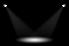 Stage Lights. Background, wallpaper, light stage royalty free stock photos