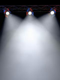 Stage Lights Stock Photos