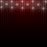 Stage lights background. In stripes Stock Photography