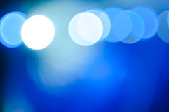 Stage lights on concert stock photography