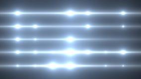 Stage lights loop background stock footage